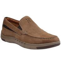 Clarks Men's Unmaslow Easy Slip-on Shoe