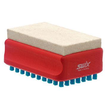 Swix F4 Combi Filt / Nylon Brush