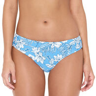 Hot Water Women's Ocean Breeze Hipster Swimsuit Bottom
