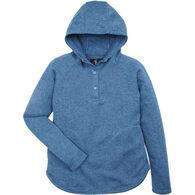 Kenpo Women's i5 Herringbone Sweater Fleece Pullover