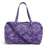 Vera Bradley Signature Cotton 25628 Iconic Large 49 Liter Travel Duffel Bag