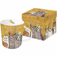 Paperproducts Design Owl Family Mug
