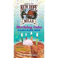 New Hope Mills Birthday Cake Pancake Mix, 24 oz.