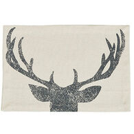 Park Designs Antlers Printed Placemat