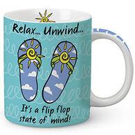 Cape Shore Flip Flop Mug