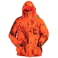 Gamehide Men's Whisper Blaze Orange Deer Hunting Parka