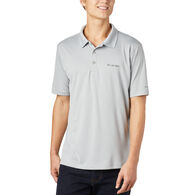 Columbia Men's Zero Rules Cooling Polo Short-Sleeve Shirt