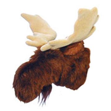 Fairgame Wildlife Trophies Mitch Moose Shoulder Mount