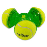 Petlogix Tennis Throw Trio Medium & Large Dog Toy
