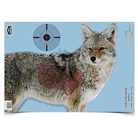 "Birchwood Casey Pregame 16.5"" x 24"" Coyote Reactive Paper Target - 3 Pk."