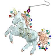 Pilgrim Imports Proud Unicorn Ornament