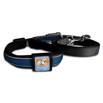 Kurgo Reflect & Protect Quantum Six-In-One Dog Leash