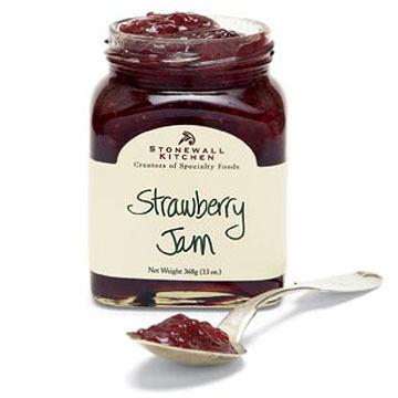 Stonewall Kitchen Strawberry Jam, 13 oz.