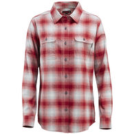 Wolverine Women's Aurora Flannel Long-Sleeve Shirt