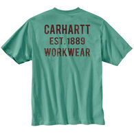 Carhartt Men's Original Fit Heavyweight Graphic Pocket Short-Sleeve T-Shirt