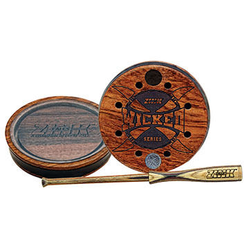 Zink Wicked Series Hardwood Turkey Call