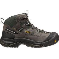 Keen Men's Braddock Mid Waterproof Safety Steel Toe Boot