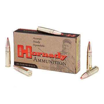 Hornady Custom 300 Blackout (Whisper) 208 Grain A-Max Rifle Ammo (20)