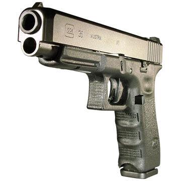 Glock 35 Double Action Pistol