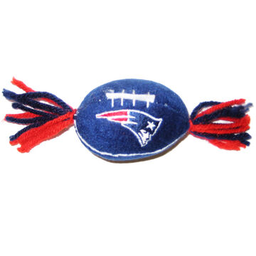 Pets First New England Patriots Catnip Cat Toy