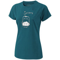 Ski The East Women's Good Morning Short-Sleeve T-Shirt