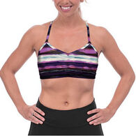 Handful Women's Adjustable Strap Sports Bra