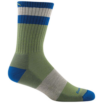 Darn Tough Vermont Mens Hike/Trek Micro Crew Light Cushion Sock