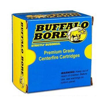 Buffalo Bore Heavy 44 Special 180 Grain JHP Handgun Ammo (20)