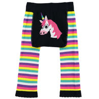Lazy One Infant Girl's Unicorn Legging