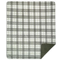 Monterey Mills Denali Tartan Plaid Throw Blanket