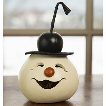 Meadowbrooke Gourds Walter Ornament