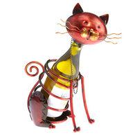 DecoFLAIR Cat Wine Bottle Holder
