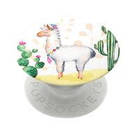 PopSockets No Prob-Llama SwapTop PopGrip