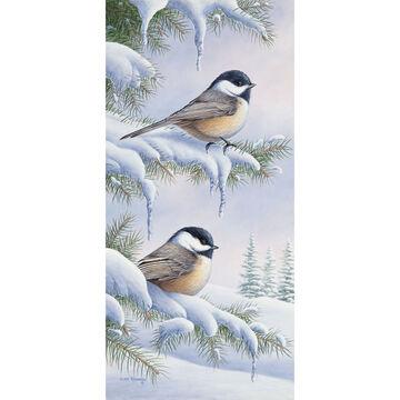 LPG Greetings Woodland Christmas Collection w/Long Keepsake Box Christmas Cards