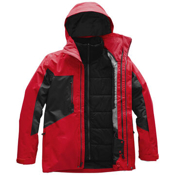 The North Face Mens Clement Triclimate Jacket