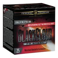 """Federal Premium Black Cloud FS Steel 12 GA 3-1/2"""" 1-1/2 oz. #3 Shotshell Ammo (25)"""