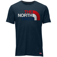The North Face Men's IC Cotton Crew Short-Sleeve T-Shirt