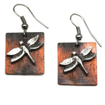 Anju Jewelry Womens Dragonfly Earring