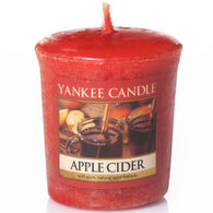 Yankee Candle Sampler Votive Candle - Apple Cider