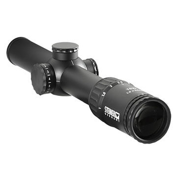 Steiner T5Xi 1-5x24mm (30mm) Rapid Dot 5.56 Riflescope