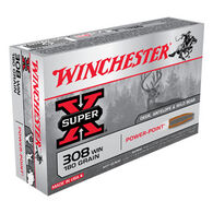 Winchester Super-X 308 Winchester 180 Grain Power-Point Rifle Ammo (20)
