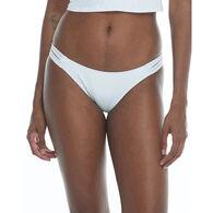 Body Glove Women's Ibiza Flirty Surf Rider Bikini Swim Bottom