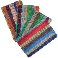 Custom Cordage Original Reclaimed Fishing Rope Doormat