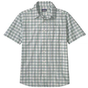 Patagonia Mens Fezzman Short-Sleeve Shirt