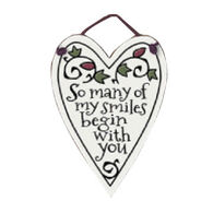 "Spooner Creek ""So Many Smiles"" Mini Charmers Tile"