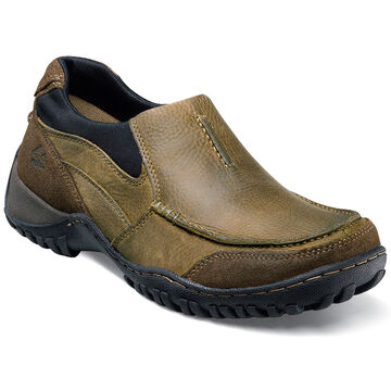 Nunn Bush Mens Portage Moc Toe Slip-On