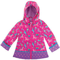 Stephen Joseph Children's Horse Rain Jacket