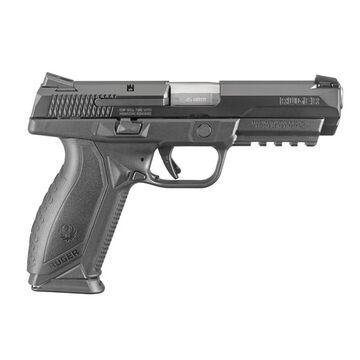 Ruger American Manual Safety 9mm 4.2 17-Round Pistol