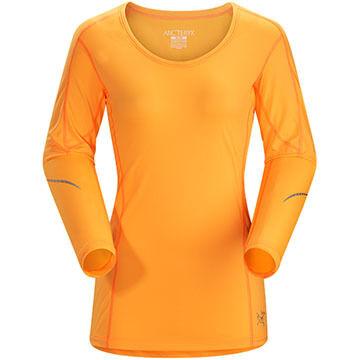 Arcteryx Womens Motus Crew Long-Sleeve Shirt
