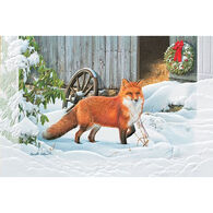 Pumpernickel Press A Frosty Walk Deluxe Boxed Greeting Cards